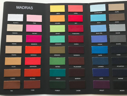 COLLECTION MADRAS PALOMARES